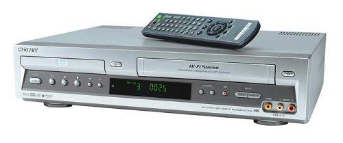 Sony SLV-D100 DVD-VCR Combo