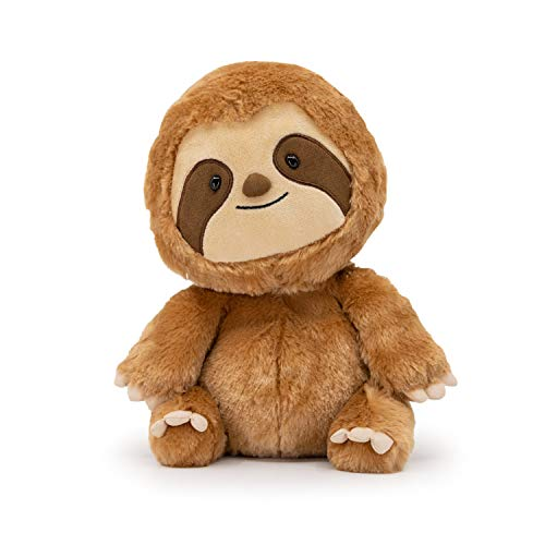SimpliCute Sloth Plush - Adorable Sloth Stuffed Animal Toy - Stuffed Sloth Gifts for All Ages