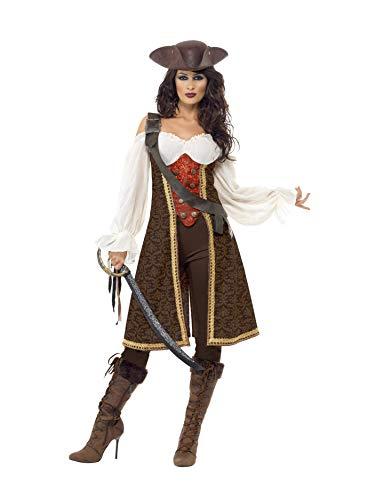 Smiffys High Seas Pirate Wench Costume