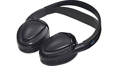 Advent Audiovox MTGHP2CA Dual Channel Wireless fold-Flat Headphones