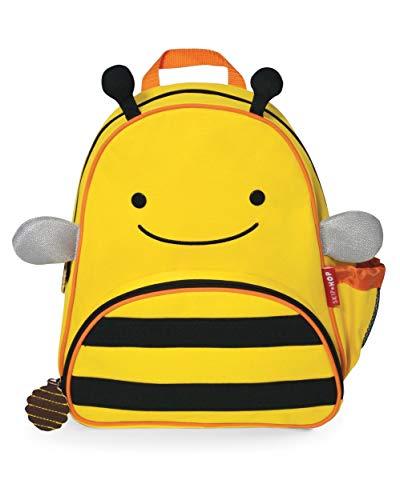 Skip Hop Toddler Backpack, Zoo Preschool Ages 2-4, Bee