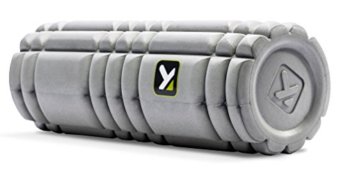 TriggerPoint CORE Multi-Density Solid Foam Roller with Free Online Instructional Videos (12-inch)