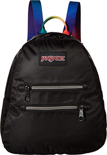 JanSport Half Pint 2 FX Mini Waistpack - Rainbow Webbing