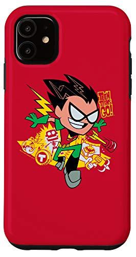 iPhone 11 Teen Titans Go! Robin Case