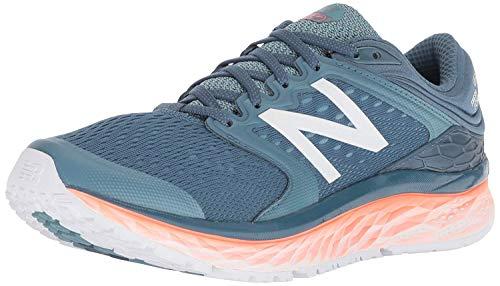 New Balance Women's Fresh Foam 1080 V8 Running Shoe, Blue, 11 D US