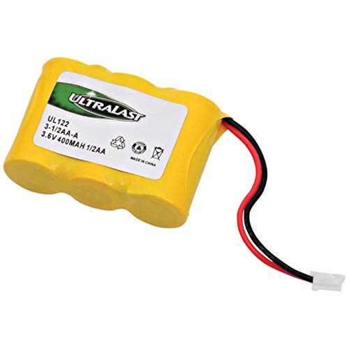 Ultralast UL-122 Cordless Phone Battery for AT&T, GE, Pac-Tel, Phone Mate, Sharp