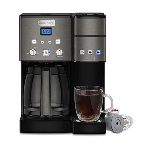 Cuisinart SS-15BKS Coffee Center Maker, 12-Cup, Black,SS-15BKSP1