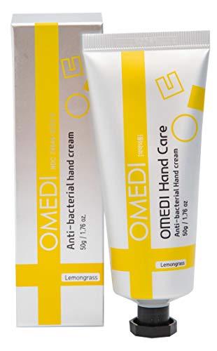 Omedi Antibacterial Hand Cream, Sanitizer, Lotion, Anti Bacterial, Hand Cream (Lemongrass)