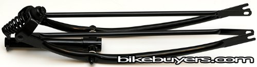 Fito Springer Fork, Long, Black, Made in Taiwan, for 26 inch Beach Cruiser Bikes Bicycles