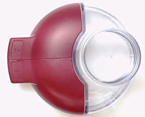 KitchenAid Food Processor Bowl Lid, AP5671655, PS7320995, W10558722