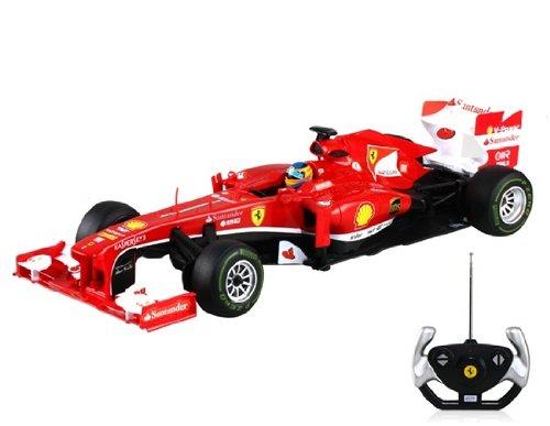 Beauty RASTAR 57400 1:12 4-Channel Ferrari F138 RC Car Model (Red)