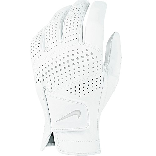 Nike Tour Classic II Golf Glove 2016 Cadet White/Grey Silver Fit to Left Hand X-Large