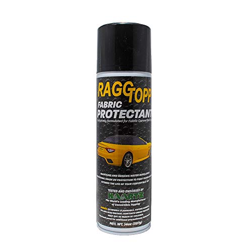 RaggTopp 2141 Convertible Top Fabric Protectant