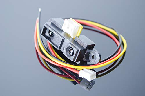 ACROBOTIC Infrared IR 10~80cm Analog Distance/Proximity Sensor for Arduino Raspberry Pi ESP8266 3~5VDC Sharp 2Y0A21 GP2Y0A21 Robot