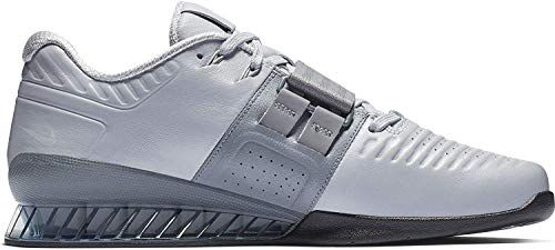Nike Romaleos 3 XD Men's Training Shoe Wolf Grey/Cool Grey-Black 10.5