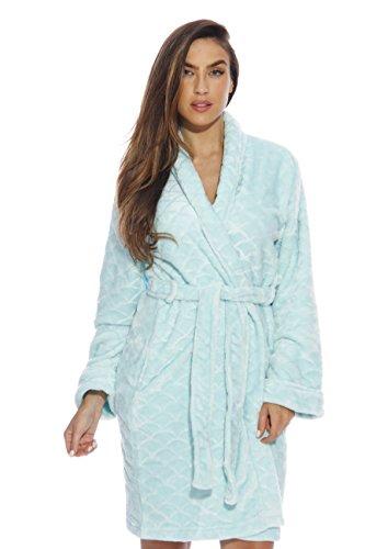 Just Love Kimono Robe / Bath Robes for Women, SizeMedium, Mint