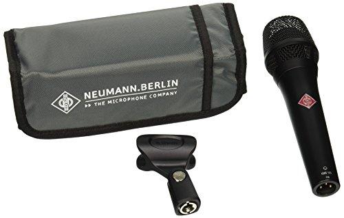 Neumann KMS 105 MT Condenser Microphone, Super-Cardiod,Matte Black