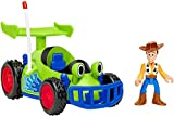 Fisher-Price GFR99 Imaginext Disney Toy Story Woody & R.C., Multicolor