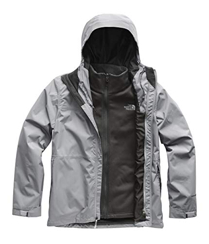 The North Face Arrowhead Triclimate Jacket Mid Grey LG