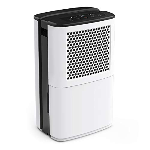 AIRPLUS 50 Pints 3,000 Sq. Ft. Dehumidifier for Medium Spaces and Basements (AP602)