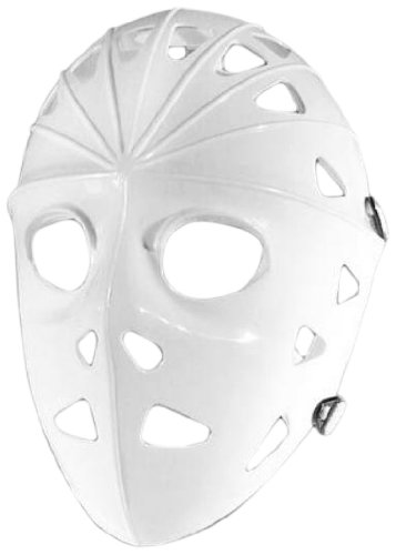 Mylec Pro Goalie Mask, White