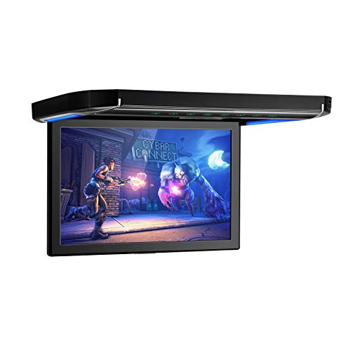 XTRONS 12.1 Inch 1080P Video Car Overhead Player Roof Mounted Monitor HDMI Port (No DVD)