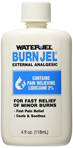 Burn Gel, Bottle, 4 oz.