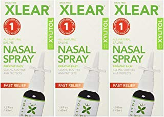 Xlear Sinus Care Nasal Spray, 1.5 Fl Oz