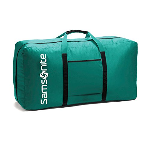 Samsonite Tote-A-Ton 32.5-Inch Duffel Bag, Turquoise, Single