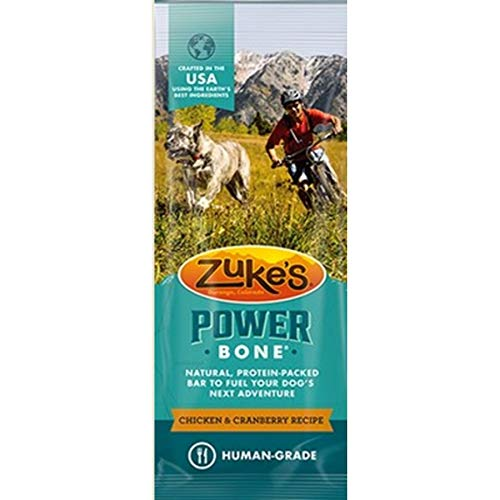 Zukes Power Bone - Chicken & Cranberry Recipe (5 Pack)