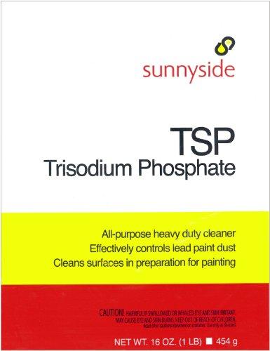 Sunnyside 64216 TSP Tri-Sodium Phosphate All Purpose Cleaner, 1-Pound