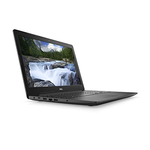 Dell Latitude 3590 CN7RN Notebook (Windows 10 Pro, Intel i5-8250U, 15.6' LCD Screen, Storage: 500 GB, RAM: 8 GB) Black