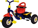Kettler Happy Air Navigator Fly Convertible Tricycle with Push Handle for Steering and Toy Sand Bucket, Toddler Stroll and Ride Trike