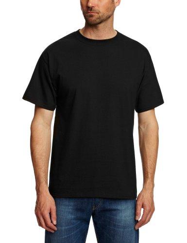 Hanes Tagless BEEFY – T Black XL