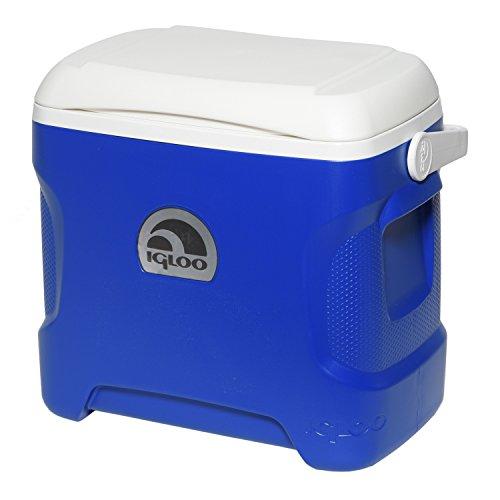 Igloo 30 Quart Contour Cooler , blue