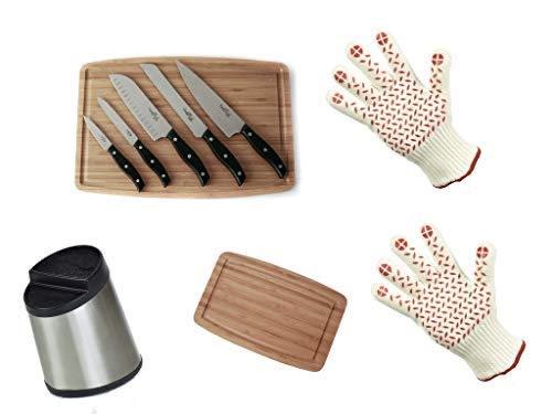 Kapoosh Knife Block Set