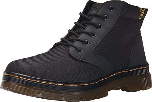 Dr. Martens Bonny Chukka Boot, Black Extra Tough Poly+Rubbery, Womens 9/Mens 8