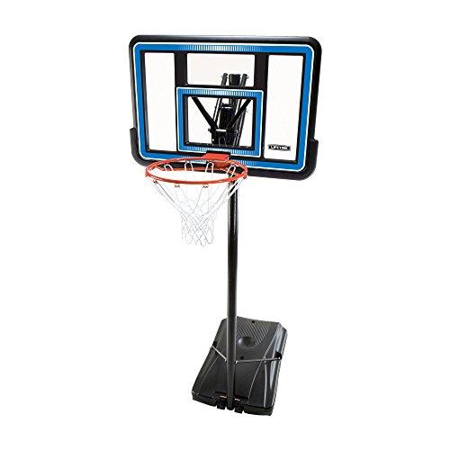 Lifetime 90023 Portable Backboard Basketball System, 44-Inch