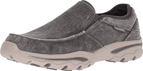 Skechers Relaxed Fit: Creston - Moseco Charcoal 13