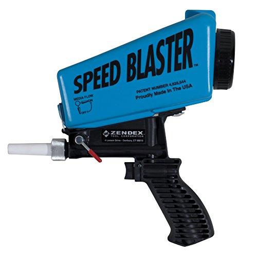 Speed Blaster - Gravity Feed Media Blaster, Blue