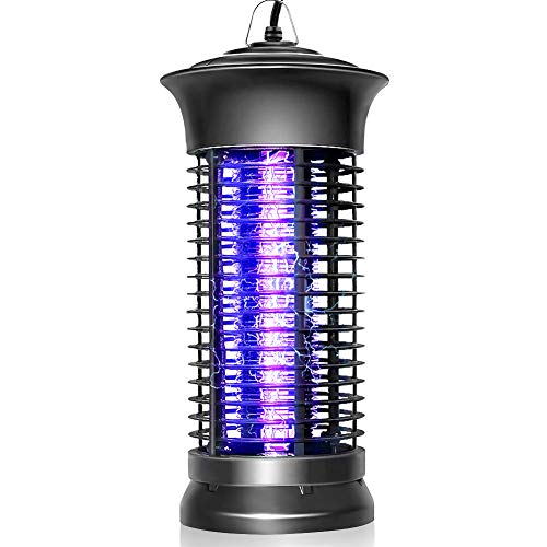 Loytio Bug Zapper, Electric Mosquito Killer, Fly Insect Trap Indoor, Mosquito Trap for Home, Bedroom, Kitchen, Office