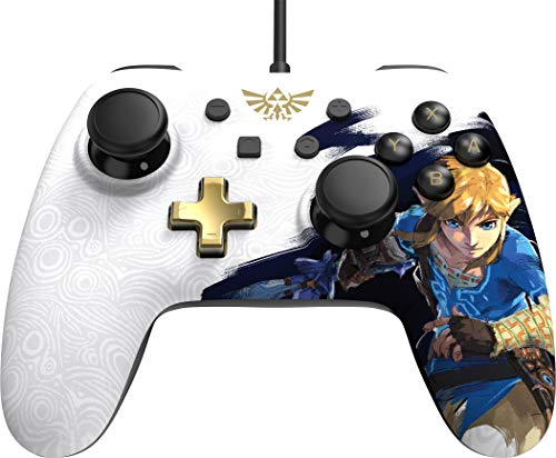 Wired Controller for Nintendo Switch - Link