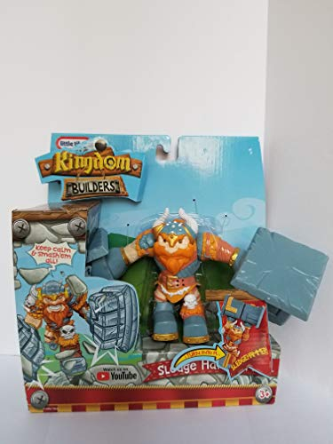 Kingdom Builders - Sledge Hammerfist .... Turn Into A Sledgehammer!