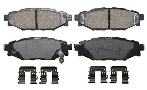 Wagner QuickStop ZD1114 Ceramic Disc Brake Pad Set