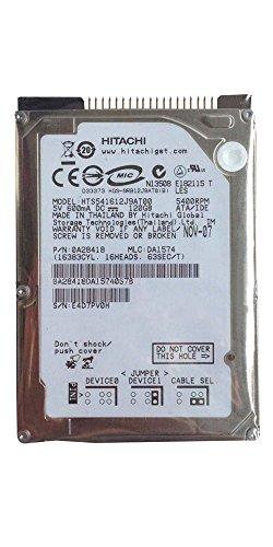HITACHI HTS541612J9AT00 120GB 5400 RPM 2.5' IDE Ultra ATA IDE Notebook Hard Drive -Bare Drive