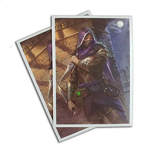 Eldragin Raithe - Assassin at Dusk - 100 Matte Card Sleeves (FN8S)