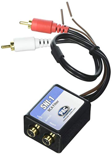 PAC SNI-1 Noise Isolator, 1 Count