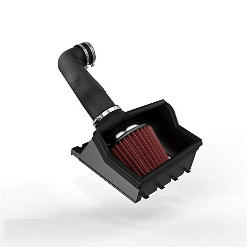 K&N Cold Air Intake Kit: High Performance, Guaranteed to Increase Horsepower: 50-State Legal: Fits 2011-2014 Ford F150, 5.0L V857-2581