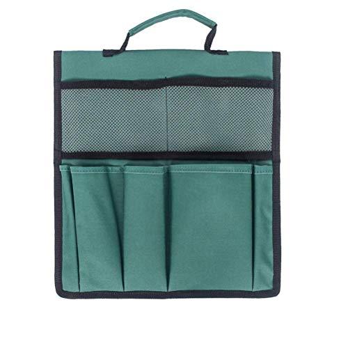 Garden Kneeler Tool Oxford Bags 12.211.8'' for Kneeling Chair for Garden Patio Bathroom Laundry Room Garage (Without Workbench) (Green)