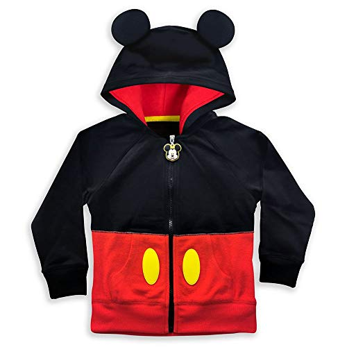 Disney Mickey Mouse Costume Hoodie for Boys, Size 3